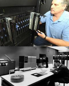 IBM Mainframe Computer