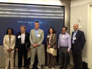 2014 IBM Master the Mainframe World Championship judges