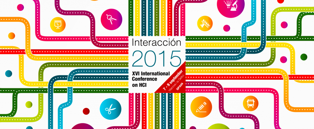 Interacción 2015 intl Conferences