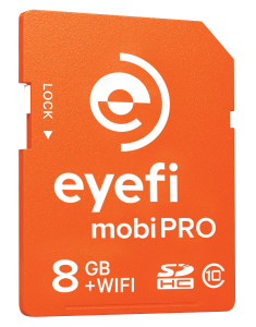 A current generation eyefi card. Source: http://www.eyefi.com/company/media-kit