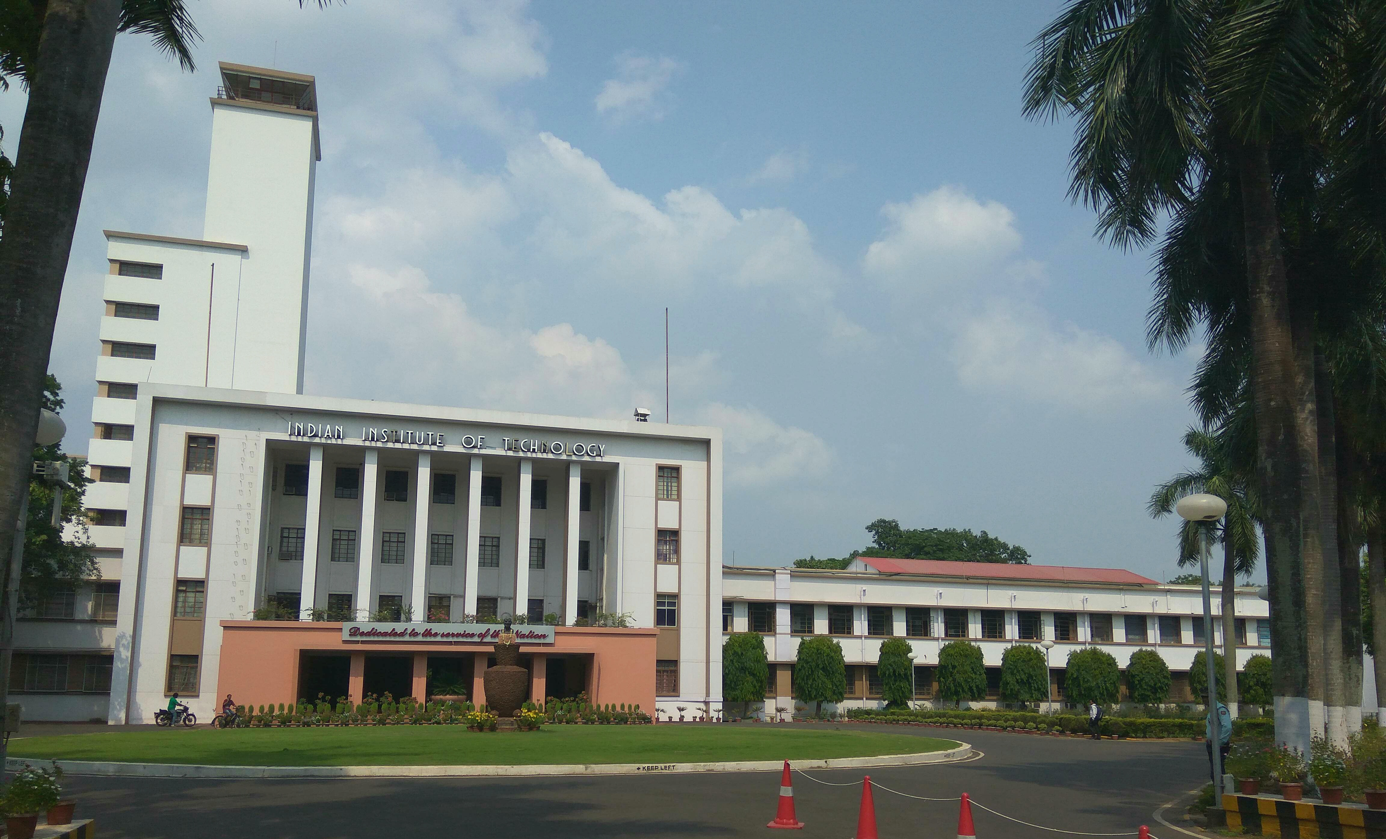 Indian institute of technology kharagpur - Iit Kgp Campus