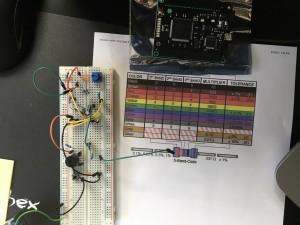 FPGA setup